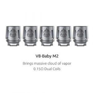 SMOK TFV8 V8 Baby M2 Coils
