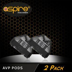 ASPIREAVP PODS